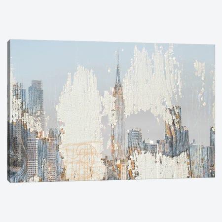 Textures of New York Canvas Print #ORL604} by Irena Orlov Art Print