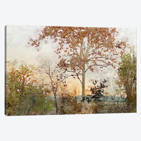 1 Quiet Place II Canvas Print #ORL605} by Irena Orlov Canvas Art Print
