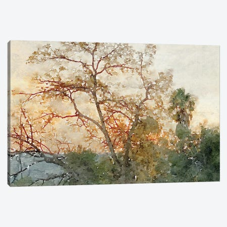 1 Quiet Place III Canvas Print #ORL606} by Irena Orlov Canvas Art Print