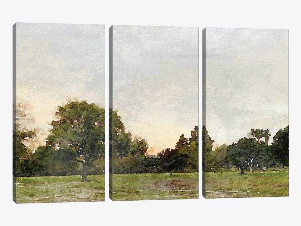 2 Quiet Place VIII by Irena Orlov 3-piece Canvas Artwork