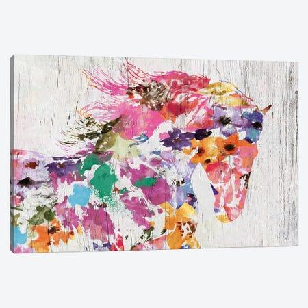 Splash Of Colors Canvas Print #ORL614} by Irena Orlov Canvas Artwork
