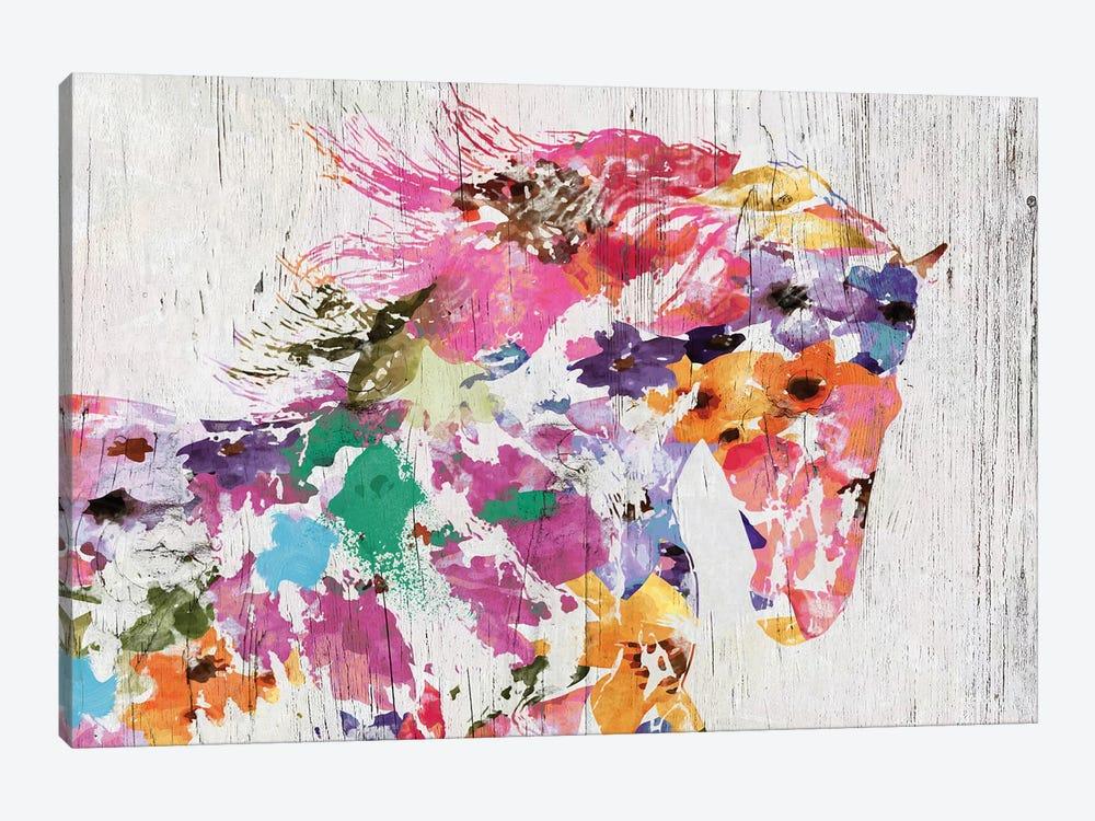 Splash Of Colors by Irena Orlov 1-piece Canvas Art