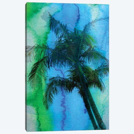 Tropical Beauty Canvas Print #ORL61} by Irena Orlov Canvas Wall Art