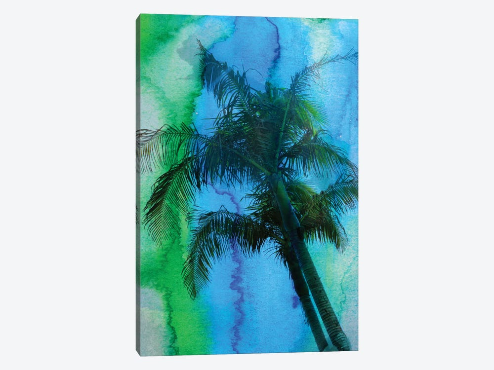 Tropical Beauty by Irena Orlov 1-piece Canvas Art Print