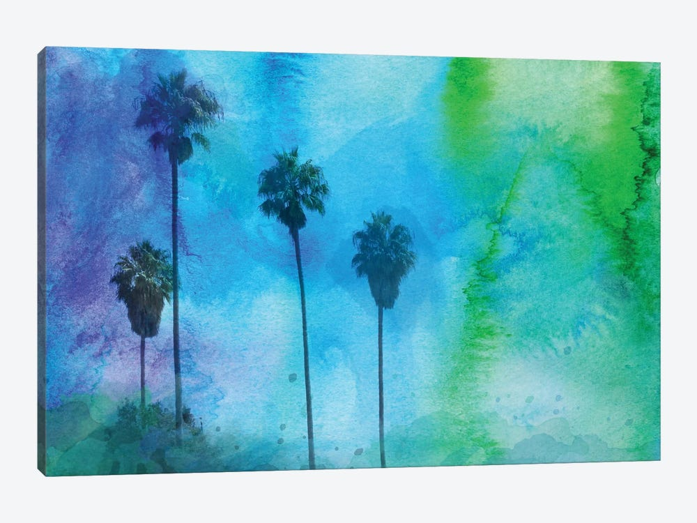 Tropical Morning by Irena Orlov 1-piece Canvas Artwork