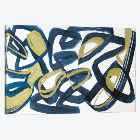 Minimalist Painting III Canvas Print #ORL640} by Irena Orlov Canvas Artwork