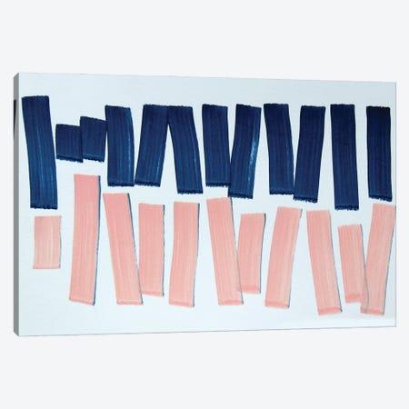 Minimalist Painting VI Canvas Print #ORL643} by Irena Orlov Canvas Artwork