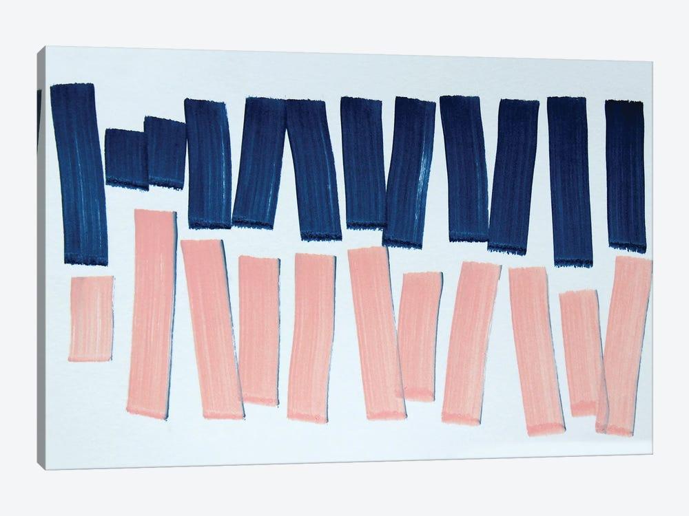 Minimalist Painting VI by Irena Orlov 1-piece Canvas Artwork