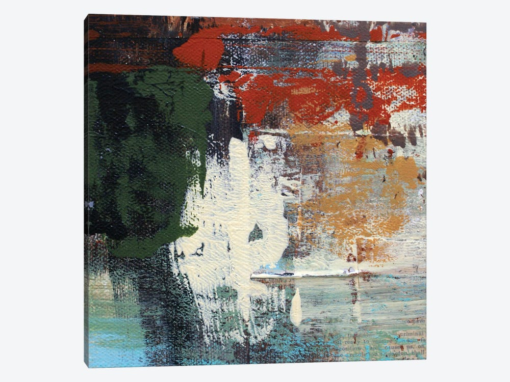 Urban Space by Irena Orlov 1-piece Canvas Wall Art