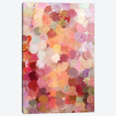 Bohemian Color Expression Canvas Print #ORL668} by Irena Orlov Canvas Art