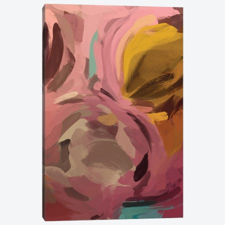Color And Shape 6 Canvas Print #ORL672} by Irena Orlov Art Print