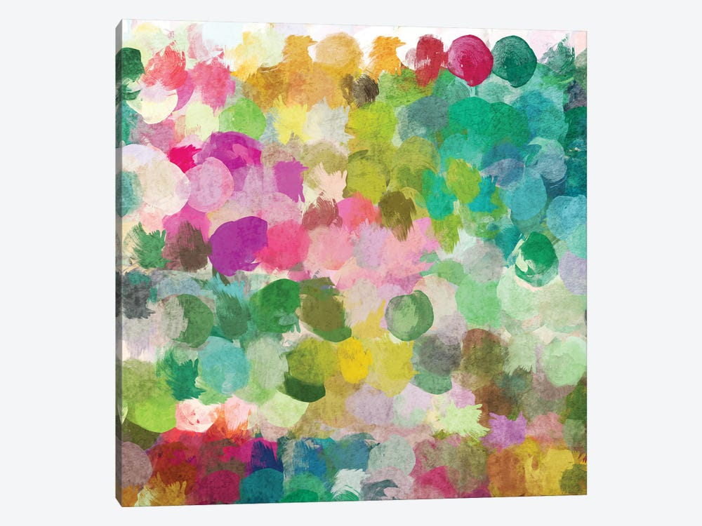 Color Expression by Irena Orlov 1-piece Canvas Wall Art