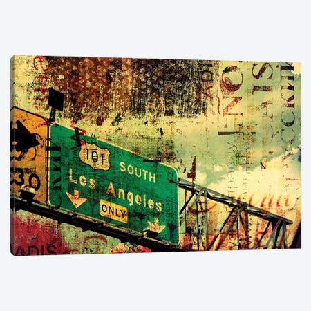 101 South Canvas Print #ORL68} by Irena Orlov Canvas Art