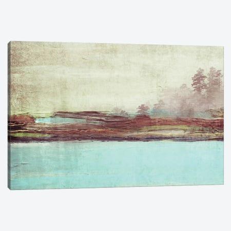 Blue Landscape Canvas Print #ORL6} by Irena Orlov Canvas Artwork