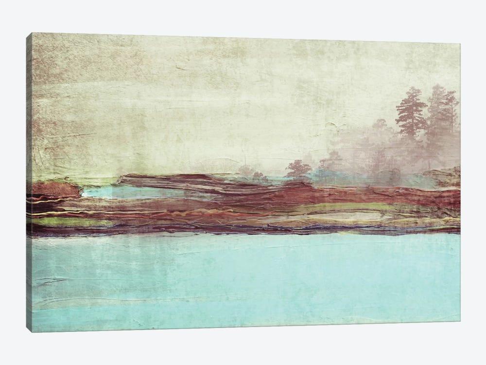 Blue Landscape by Irena Orlov 1-piece Canvas Wall Art