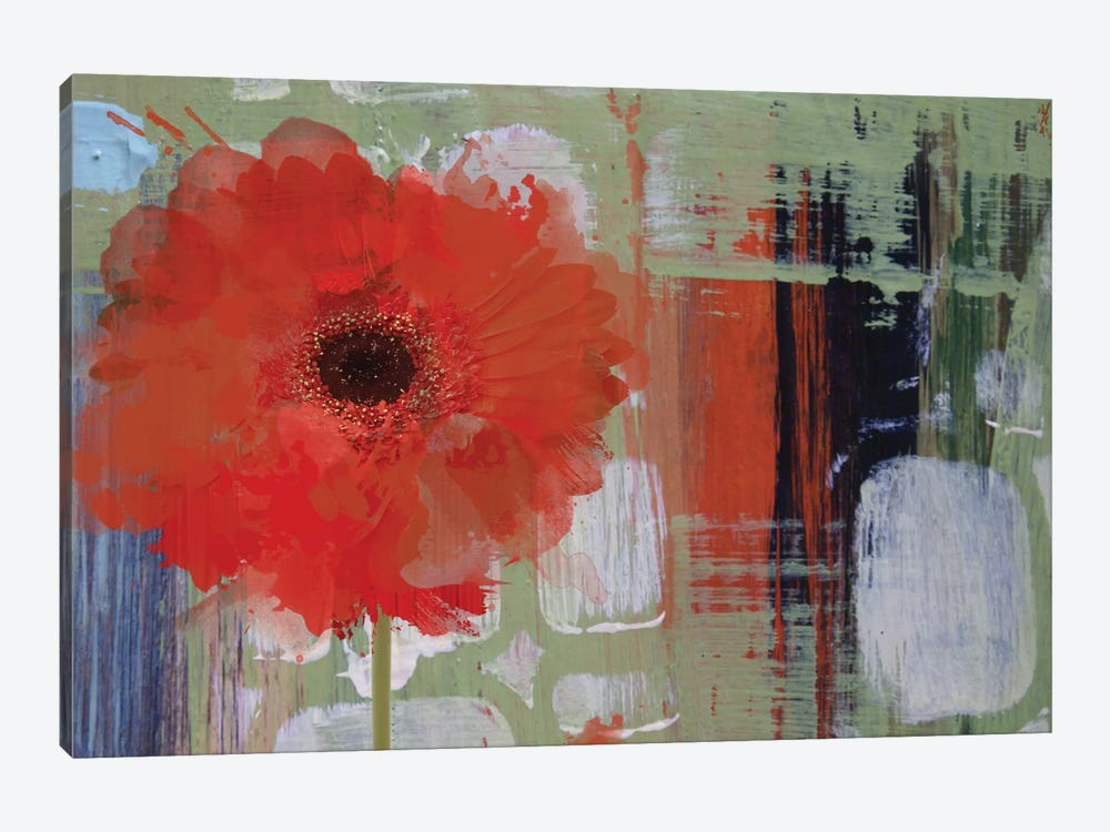 Blooming by Irena Orlov 1-piece Canvas Art Print