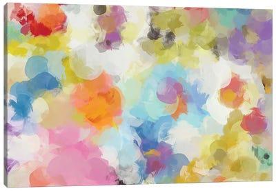 Playful Movement 46 Canvas Art Print