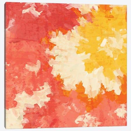 September Orange Ii Canvas Print #ORL745} by Irena Orlov Canvas Artwork