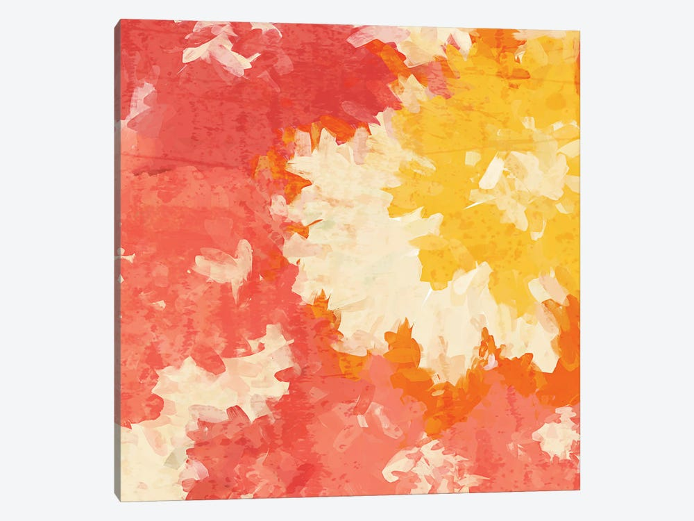 September Orange Ii by Irena Orlov 1-piece Canvas Print