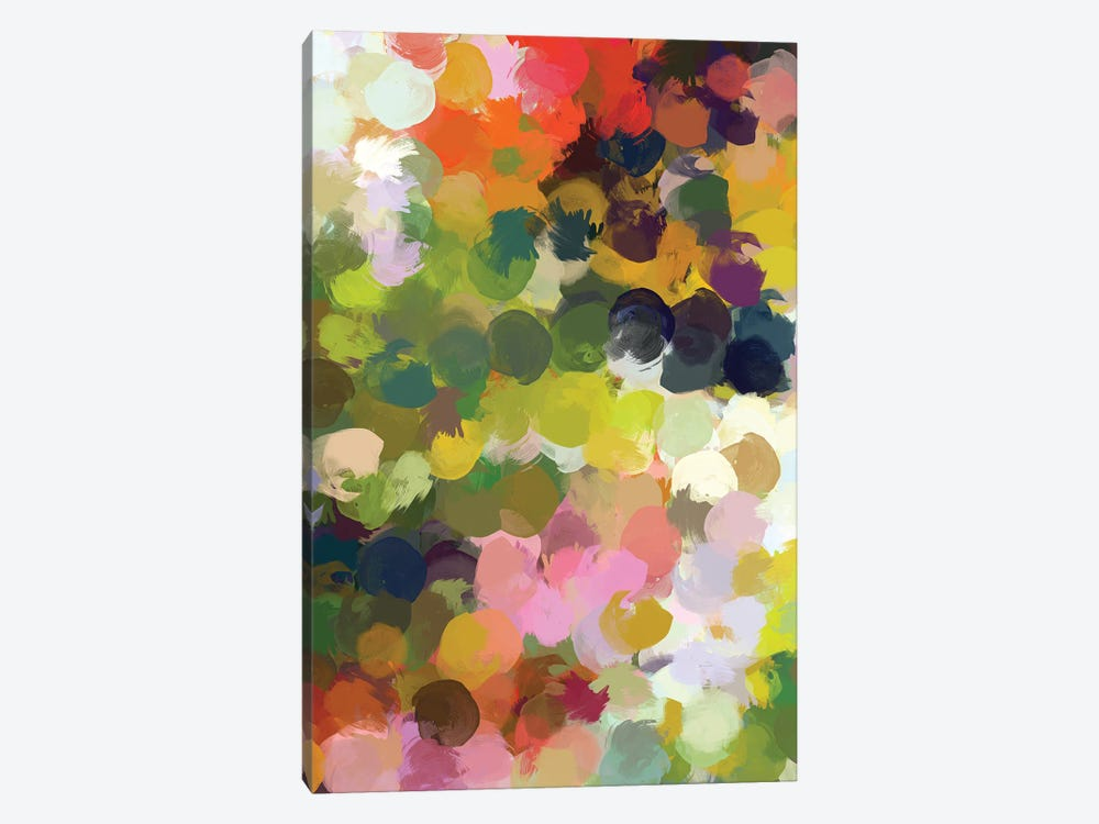 The Cheerful Day 3 by Irena Orlov 1-piece Canvas Artwork