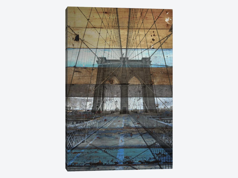 Brooklyn Bridge, NYC 1-piece Art Print