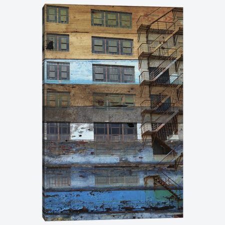 Building II Canvas Print #ORL76} by Irena Orlov Canvas Wall Art