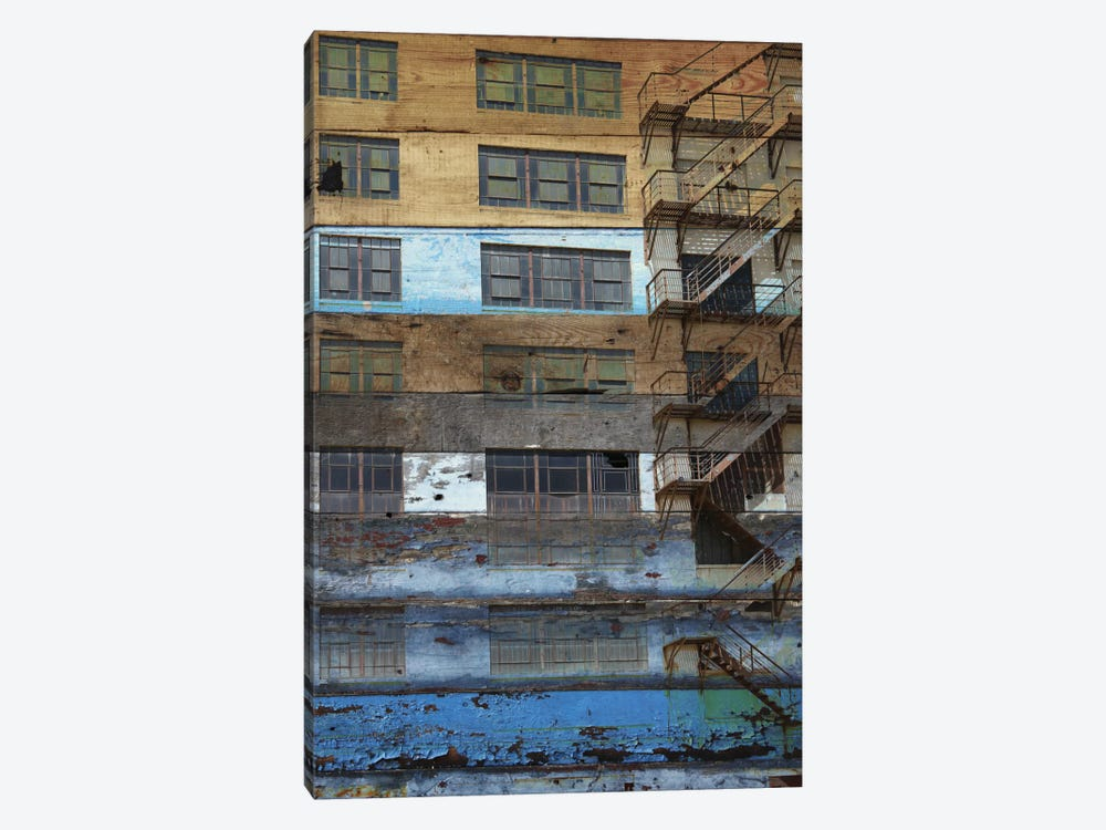 Building II by Irena Orlov 1-piece Canvas Art Print