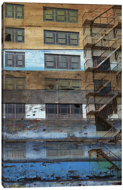 Building II Canvas Art Print