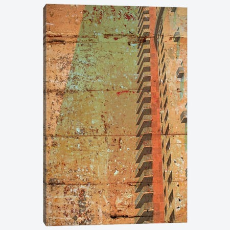 High-Rise III Canvas Print #ORL86} by Irena Orlov Art Print