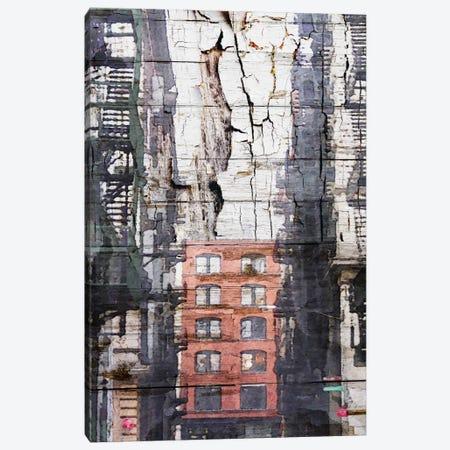 Industrial LA Canvas Print #ORL87} by Irena Orlov Canvas Art Print