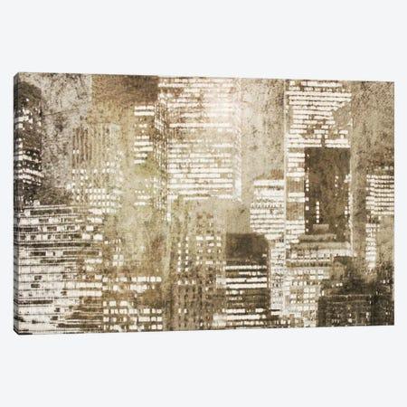 New York City View Canvas Print #ORL92} by Irena Orlov Canvas Print