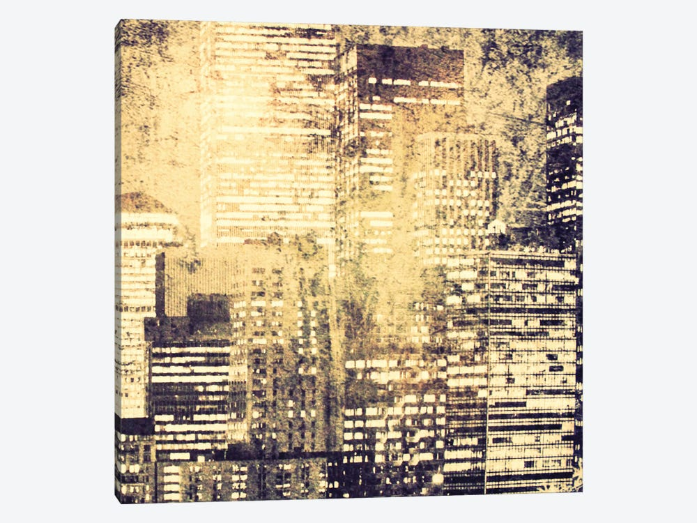 New York City View IV by Irena Orlov 1-piece Canvas Art