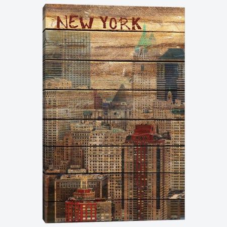 New York III Canvas Print #ORL94} by Irena Orlov Canvas Wall Art