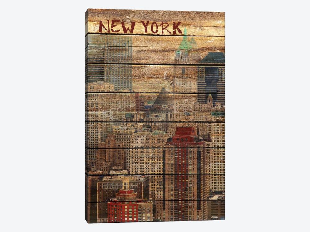New York III by Irena Orlov 1-piece Canvas Art Print