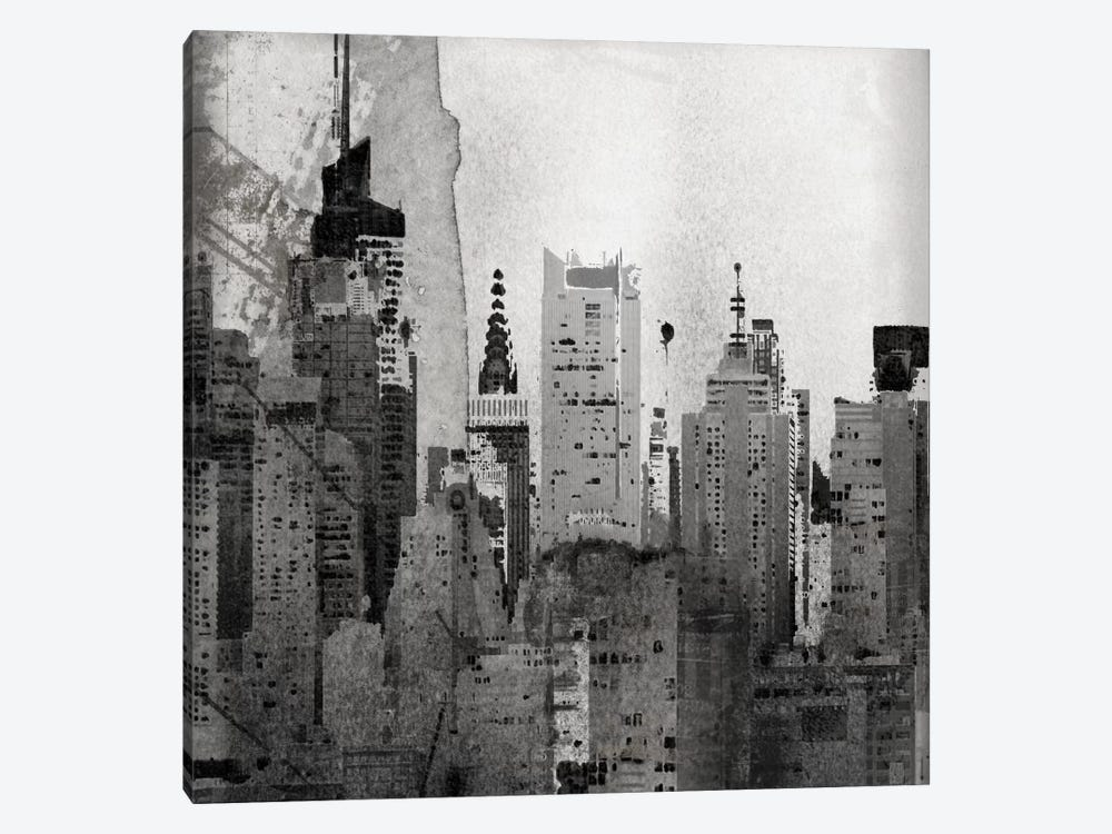 NYC, Lost In Time by Irena Orlov 1-piece Canvas Artwork