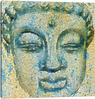 Buddha, Inner Peace V Canvas Art Print