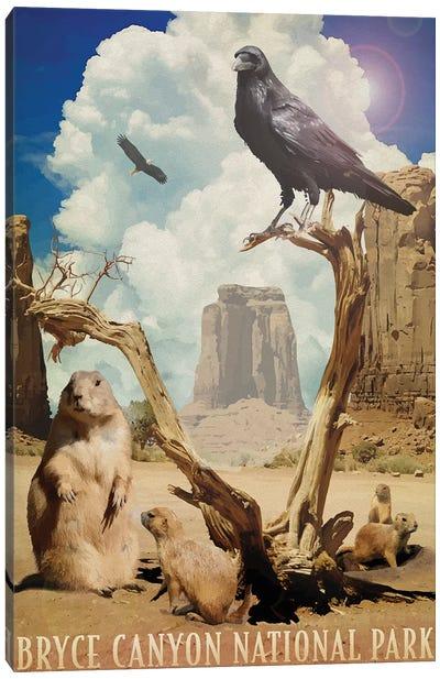 Bryce Canyon Utah Canvas Art Print