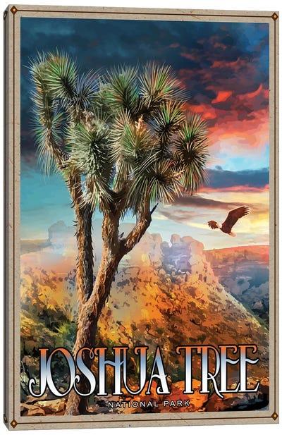 Joshua Tree National Park Canvas Art Print