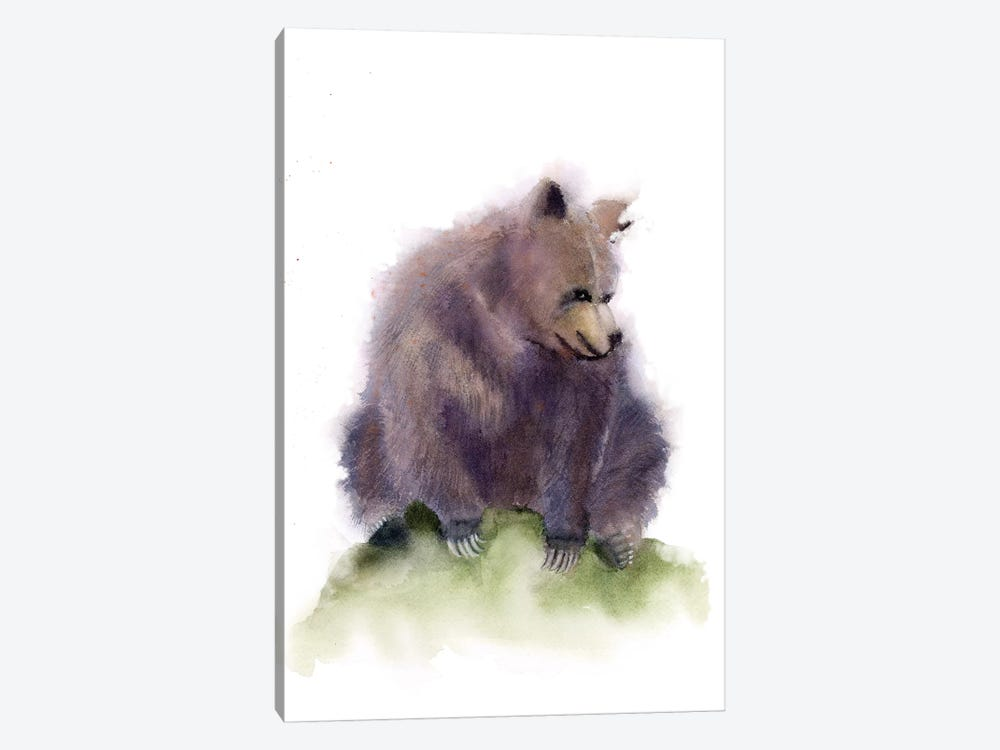 Bear by Olga Shefranov 1-piece Art Print