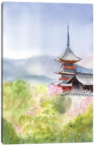 Asian Landscape I Canvas Art Print