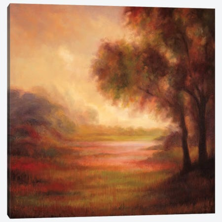 Ethereal I Canvas Print #OSH1} by Olivia Shaw Canvas Artwork