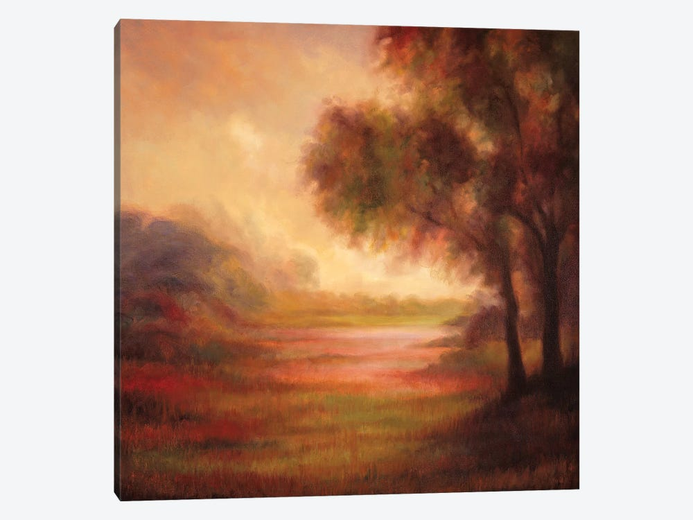 Ethereal I by Olivia Shaw 1-piece Canvas Wall Art