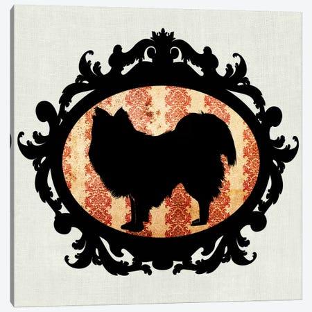 Australian Terrier (Orange&Black) I Canvas Print #OSP80} by 5by5collective Art Print
