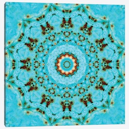 Sorairu Mandala III Canvas Print #OST116} by LuAnn Ostergaard Art Print