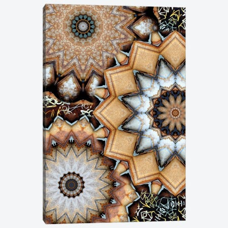 Southside Mandala Canvas Print #OST117} by LuAnn Ostergaard Canvas Print