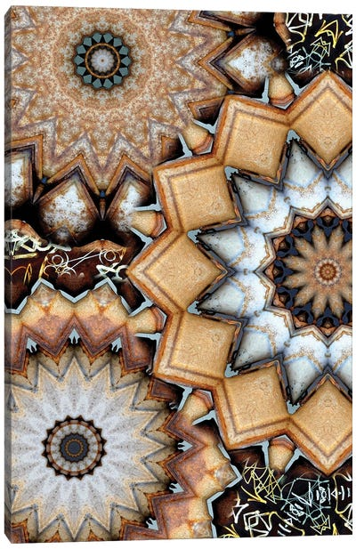 Southside Mandala Canvas Art Print