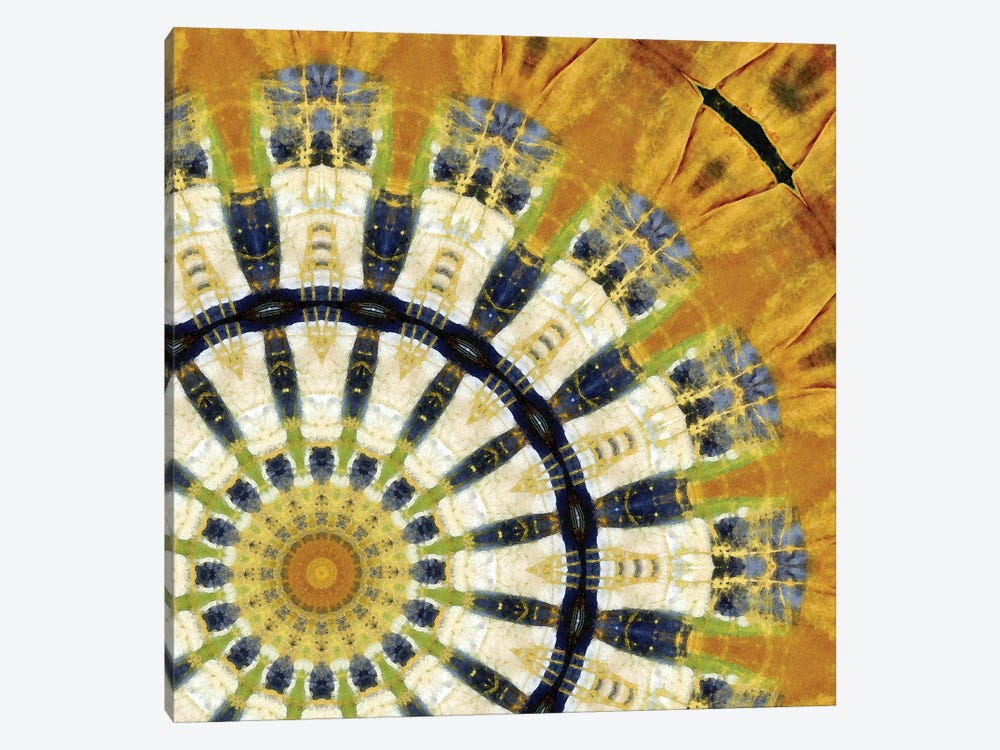 SunSong Mandala by LuAnn Ostergaard 1-piece Canvas Art Print