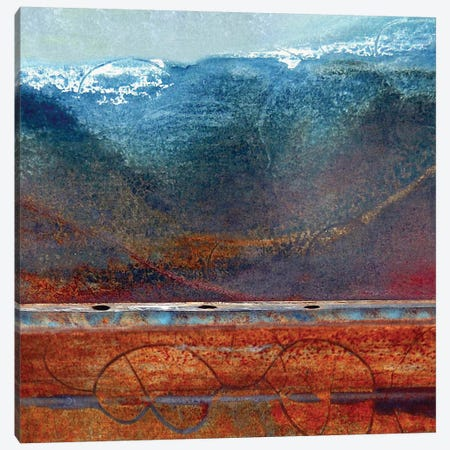 Takai Kuni I Canvas Print #OST122} by LuAnn Ostergaard Canvas Print