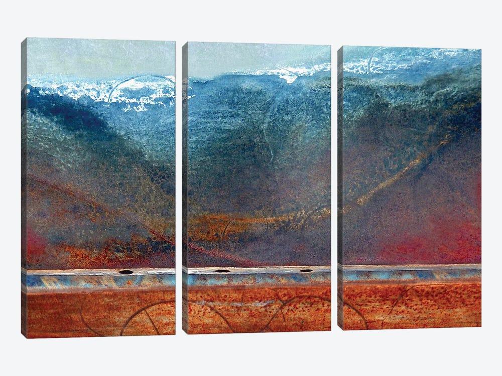 Takai Kuni II by LuAnn Ostergaard 3-piece Art Print