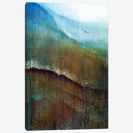 Wyeth Gorge Canvas Print #OST143} by LuAnn Ostergaard Canvas Art Print